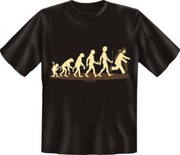 T-Shirt - Evolution Feuerwehr