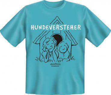 T-Shirt - Hundeversteher