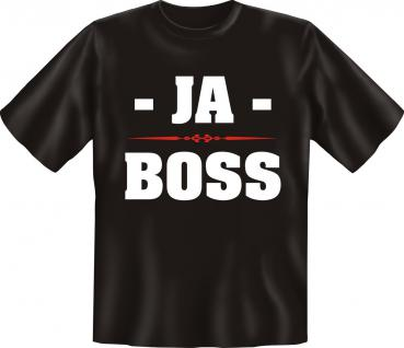 T-Shirt - Ja Boss 1
