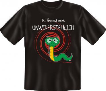 T-Shirt - Schlange unwiderstehlich - Vorschau