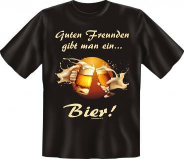 T-Shirt - Guten Freunden - Vorschau 1