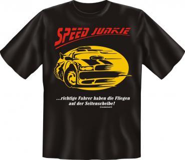 T-Shirt - Speed Junkie - Vorschau 1