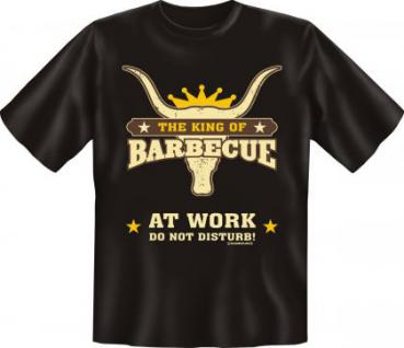 Grill T-Shirt - King of Barbeque