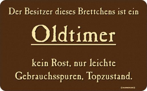 Frühstücksbrettchen - Oldtimer
