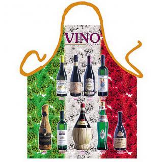 Grillschürzen - Vino Italiano - Vorschau 1