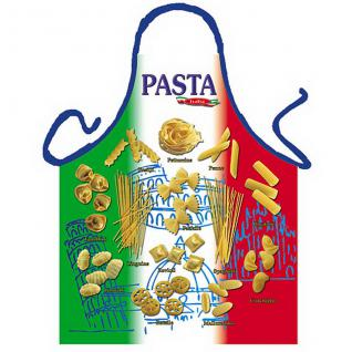 Grillschürzen - Pasta Tricolore - Vorschau 1