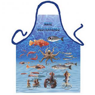 Grillschürzen - Meeresfrüchte - Vorschau 1