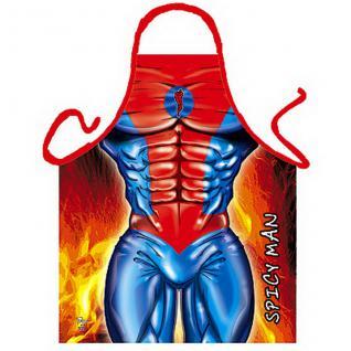 Grillschürzen - Spicy Man