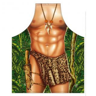 Grillschürzen - Tarzan - Vorschau 1
