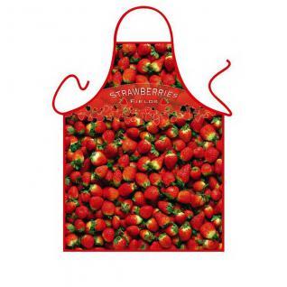 Grillschürzen - Strawberries - Vorschau 1