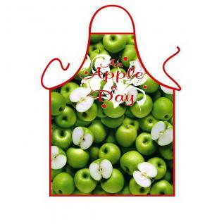 Grillschürzen - Apple