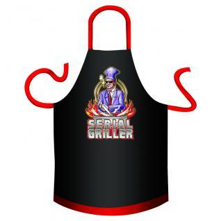 Grillschürzen - Serial Griller - Vorschau 1