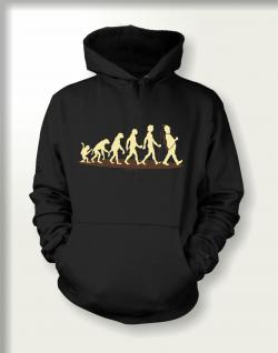 Jagd Sweatshirt mit Kapuze - Evolution Jäger