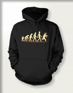 Sweatshirt mit Kapuze - Evolution Feuerwehr