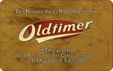 Geburtstag Frühstücksbrett - Oldtimer 60 Jahre