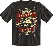 Motorrad T-Shirt - Extreme Biker