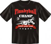 Fun T-Shirt - Flunkyball Champ