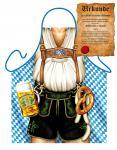 Grillschürzen - Oktoberfest Mann