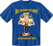 T-Shirt - Ausgewogene Diät