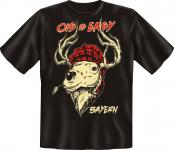 T-Shirt - Ois is Easy Bayern Hirsch