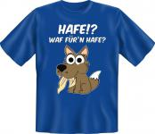 Fun T-Shirt - Fuchs Hafe