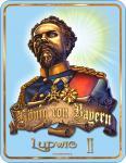 Nostalgie Blechschilder - König von Bayern