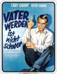 Filmklassiker Blechschild - Cary Grant