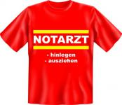 Fun T-Shirt - Notarzt