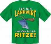 Fun T-Shirt - Landwirt
