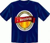Bier T-Shirt - Die 7 Weizlein