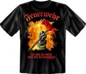 Feuerwehr T-Shirt - Feuerwehraxt