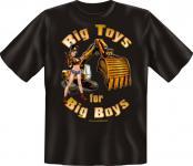 T-Shirt - Big Toys for Big Boys