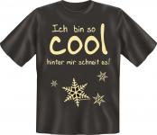 Fun T-Shirt - Ich bin so cool