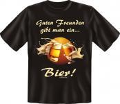 T-Shirt - Guten Freunden