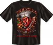 Grill T-Shirt -Teufelsgriller