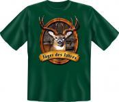 T-Shirt - Jäger des Jahres