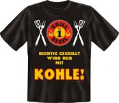 Grill T-Shirt - Grillregel 1