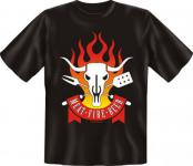 Grill T-Shirt - Meat Fire Beer