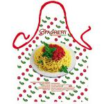 Grillschürzen - Spaghetti Tomate