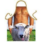 Grillschürzen - Happy Schaf