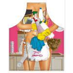 Grillschürzen - Just Married Housework