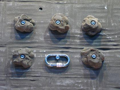 Klettergriffe Größe M Set Lug 5-teilig - Vorschau 2
