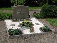 Grabeinfassung Doppelgrab 200 x 200 cm