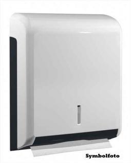 CleanLine Zig-Zag Papierhandtuchspender aus Kunststoff - 450 - 600 Stk