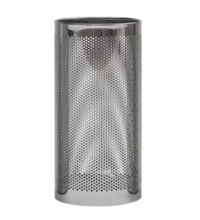 Graepel G-Line Pro Schirmständer FORATO aus poliertem Edelstahl 1.4016