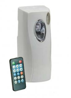 Air Free Premium Lufterfrischer oder Insekten Sprayspender mit Fernbedienung