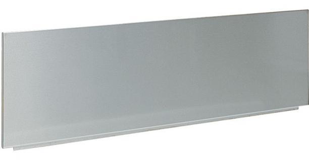 Franke Spritzwand SB400 aus Chromnickelstahl zur Wandbefestigung