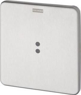 Franke berührungslos elektronisch gesteuerte WC-Spülarmatur DN20 für Wandeinbau
