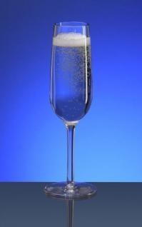 Champagnerglas 0, 1l PC - Kunststoff