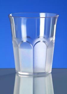 Caipirinha-Glas teilgefrostet 0, 2l - 0, 3l SAN - Kunststoff